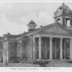 Belton First Baptist Church 1911