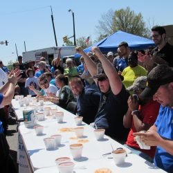 Hot Chili Eating Contest