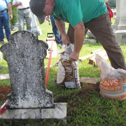 Cemeteries - Sand and Pebbles
