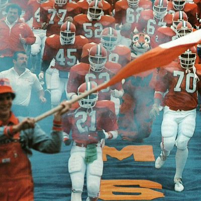 Clemson Football Traditions